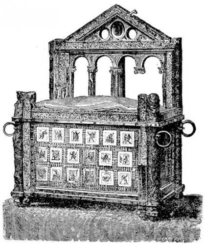 Chaire de Saint Pierre