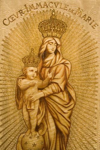 Consécration,Famille,Coeur Immaculé,Marie,