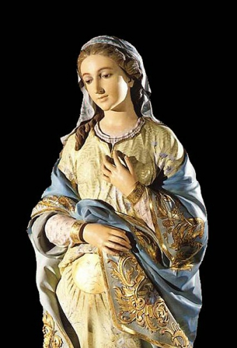 Charles de Foucauld,incarnation,Noël,Marie,Joseph,Jésus,présence,tabernacle,communion,grâce,contemplation,attente,sauveur,adoration,bonheur