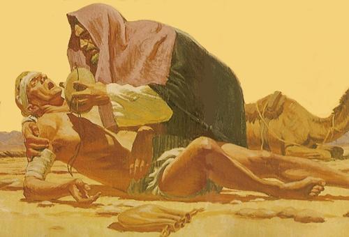 Chevignard,prochain,proche,parabole,evangile,Jésus,prêtre,lévite,samaritain