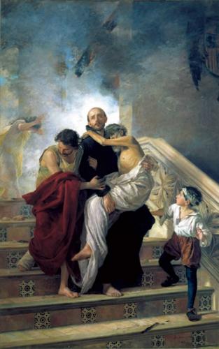 St Jean de Dieu,religieux,confesseur