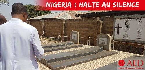 AED,Nigeria,Halte au silence