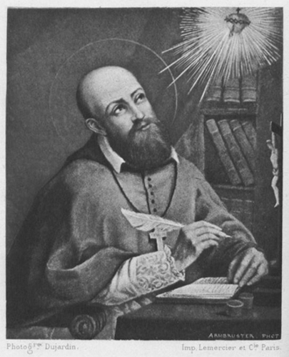 St François de Sales,évêque,docteur de l'Eglise