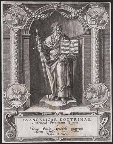 Mémoire,St Paul,Apôtre