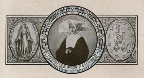 Ste Catherine Labouré,religieuse