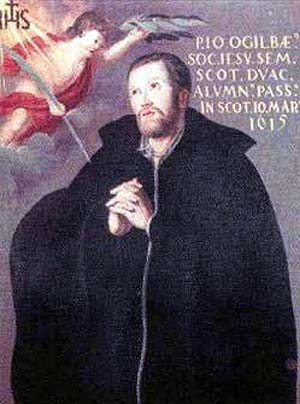 IVe,centenaire,martyr,St John Ogilvie,Glasgow,9-10 mars,Cardinal,Cormac Murphy-O'Connor,Abbé,Roger Reader,Mgr Javier Herrera Corona