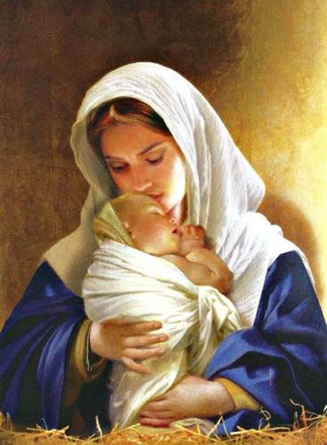M. H.-C.-A. Juge,Vierge,Marie,mère,enfants,compassion,coeur,Jésus,calvaire,croix,adoption,amour maternel,malades,affligés,pécheurs,guérison,consolation,conversion
