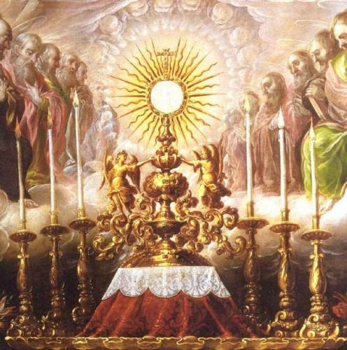 fête-dieu,solennité,saint-sacrement,corps et sang du christ,corpus domini,procession,urbain iv,jean xxii,saint,thomas d'aquin