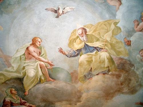 Sainte Trinité,Elisabeth de la Trinité,prière,élévation,âme,Dieu,communion