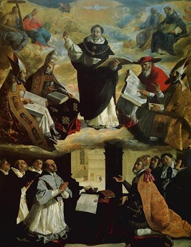 St Thomas d'Aquin,Confesseur,Docteur de l'Église