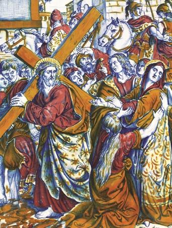 chemin de croix,colisée,méditations,cardinal bassetti