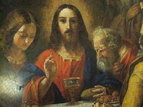 Augustin Guillerand,Seigneur,pain,chair,corps,sang,nourriture,boisson,vie éternelle,résurrection,foi,plénitude,perfection,simplicité,beauté