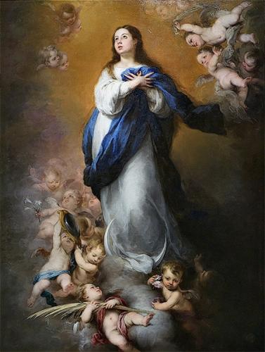 Paul Claudel,Vierge,Marie,Immaculée Conception,midi,Mère,Jésus-Christ,tendresse,espérance