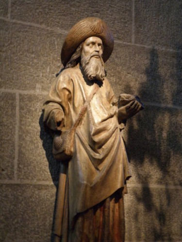 Saint,Jacques,le Majeur,martyr,Primus omnium