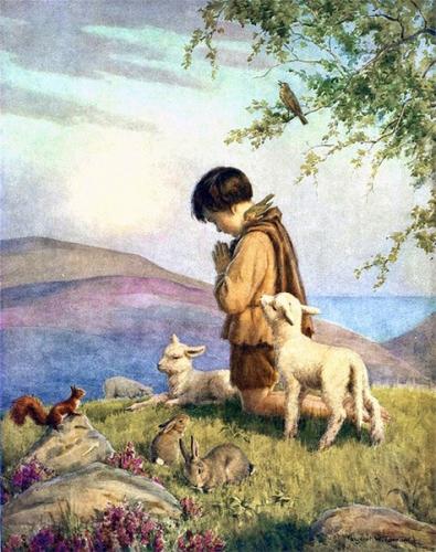 Mgr de Ségur,enfant,prière,prier,devoir,aimer,servir,vie éternelle,chrétien,oratoire