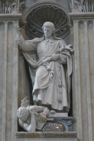St Paul de la Croix,religieux,fondateur,passionistes,
