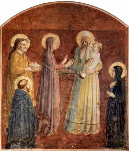 2 février,Purification,Marie,Présentation,Seigneur,Temple,