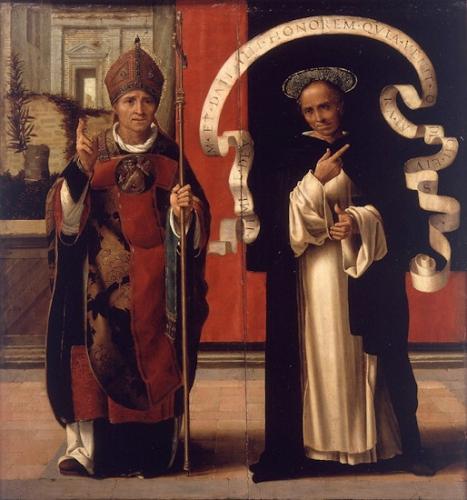 St Antonin,religieux,dominicain,évêque,