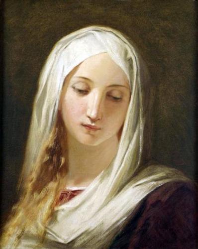 Joseph Lambert,Vierge,Marie,arche,urne,chandelier,pureté,modèle