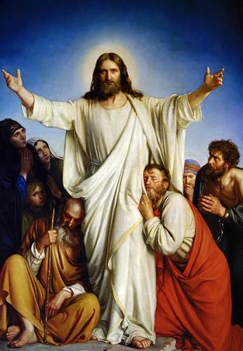 Grignion de Montfort,Jésus,Christ,sauveur,Dieu,homme,maître,seigneur,modèle,médecin,pasteur