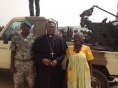 Cameroun,Boko Haram,exil,attentats,réfugiés,déplacés,Mgr Ateba,terrorisme,messe,prière