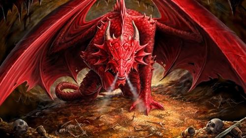 Hildegarde de Bingen,colère,vices,vertu,diable,enfer,discorde,dragon,sottise,impatience,exagération,amertume,démence,sacrilège,condamnation