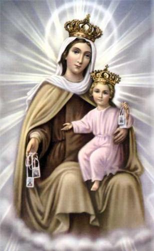 Marie-Eugène de l'Enfant-Jésus,prière,Vierge Marie,Esprit Saint,fidélité,foi,amour
