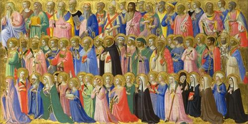 abbé Hamon,toussaint,saint,saints,passion,ennui,dégoût,jouissance,faiblesse,persévérance,triomphe