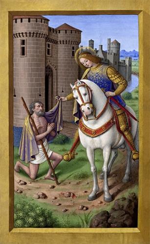St Martin de Tours,évêque,