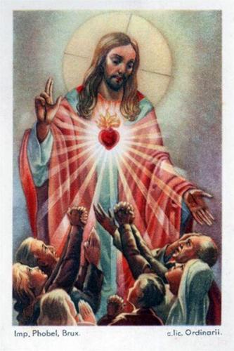 Marie de l'Incarnation,prière,coeur,Jésus