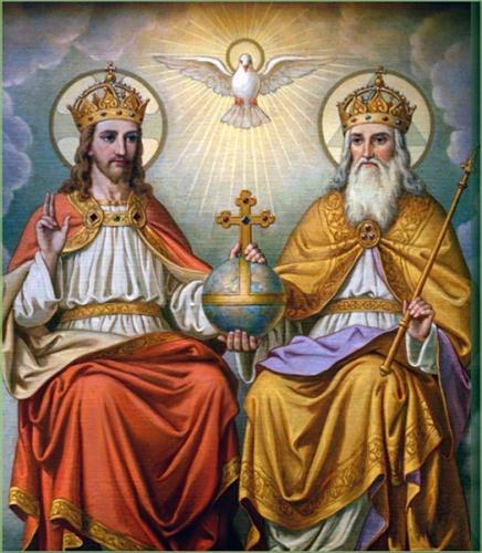 Alphonse de la Mère des Douleurs,fête,Sainte Trinité,mystère,adoration,père,fils,saint esprit,amour,reconnaissance