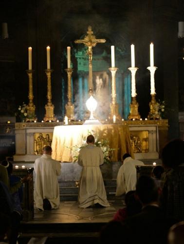 Fête-Dieu,Saint-Sacrement,Eucharistie,adoration,Pierre-Julien Eymard,prière,ange,fatima