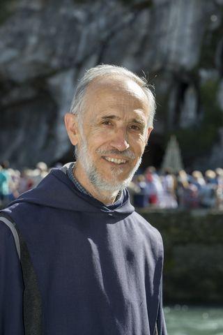 P. André Cabes,nouveau,recteur,Sanctuaire,Lourdes