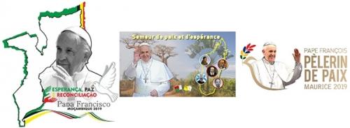 voyage,pape,françois,mozambique,cérémonie,bienvenue,arrivée