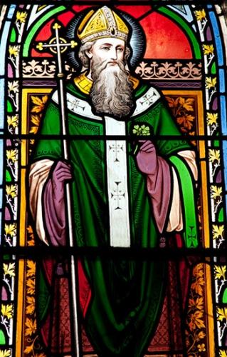 St Patrice,Patrick,évêque,irlande,Confesseur