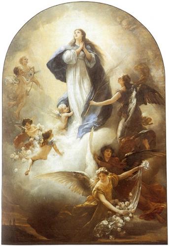 assomption,dormition,vierge marie,prière,avrillon,humilité