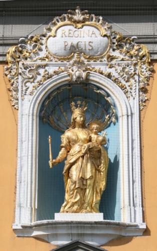 Cardinal Pacelli,Pie XII,prière,discours,vocation,France,1937,Marie,Notre-Dame,Regina pacis,Reine de la paix,Mère du bon conseil,Miroir de justice