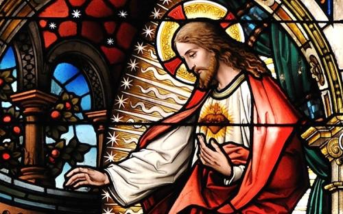 vendredi,sacre-coeur,coeur,doux,humble,jesus,Jean Lafrance