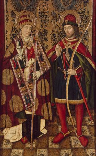 Sts Fabien,pape,Sébastien,martyrs