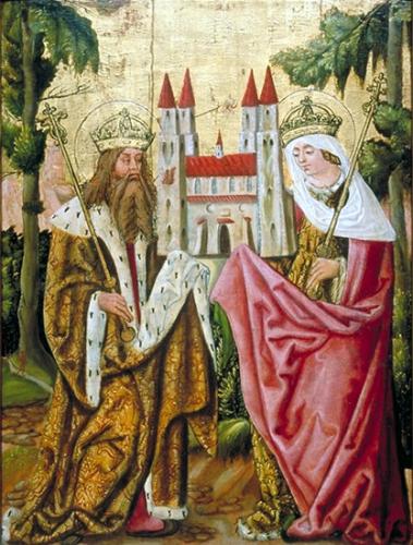 St Henri II,empereur,Allemagne