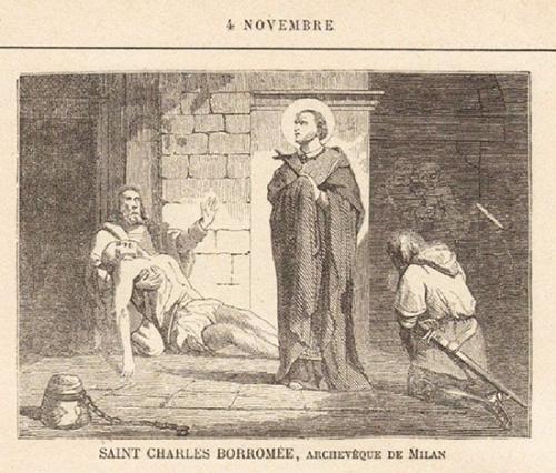 St Charles Borromée,évêque,