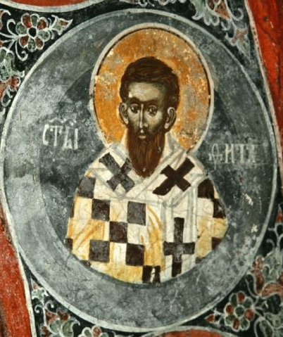 St Tite, évêque