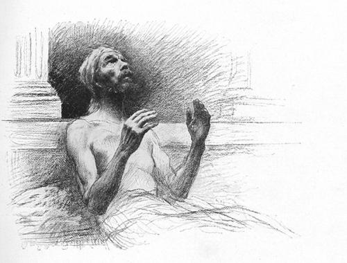Alphonse,Alonso,Rodriguez,oraison,prière,méthode,enfant,misère,malade,orphelin,aveugle,pauvre,mendiant,Psaumes,humilité,soulagement,bonté,Dieu