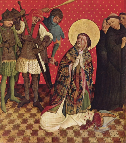St Thomas,Becket,Cantorbéry,évêque,martyr