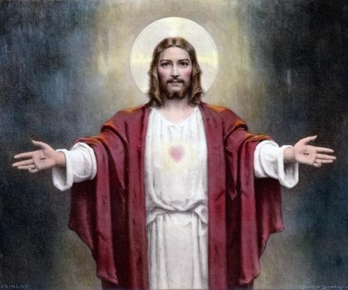 vendredi,Sacré-Coeur,Jésus,prière,intention,Dieu