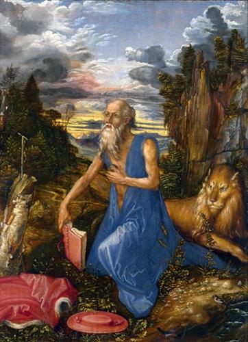 St Jérôme,prêtre,confesseur,docteur de l'Eglise