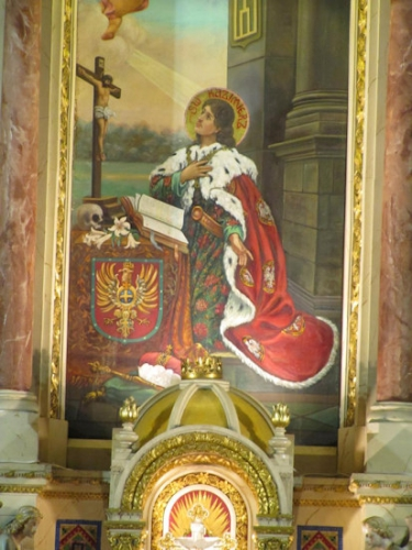 St Casimir,prince,Pologne,St Lucius Ier,pape,martyr