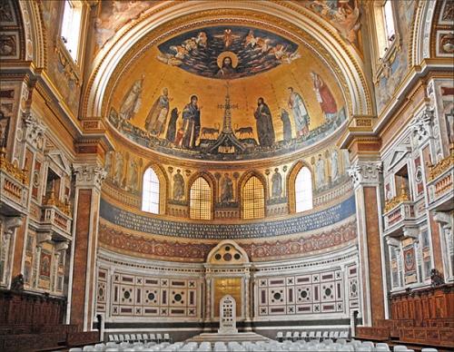 Dom Vandeur,Dédicace,Basilique,Latran,eglises