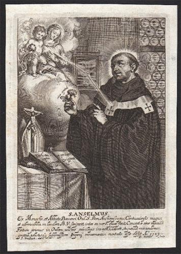 St Anselme,évêque,confesseur,docteur