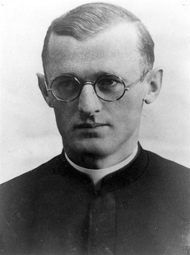 Béatification,Engelmar Unzeitig,martyr,Dachau